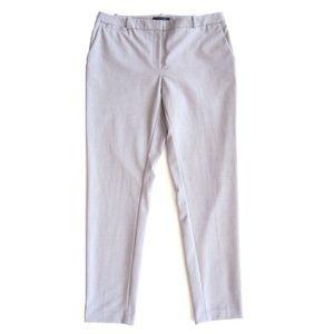 Tommy Hilfiger Slim Ankle Pants Gray sz 6